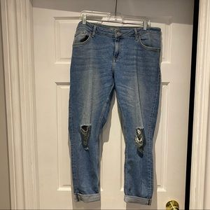 Topshop Moro Lucas Jeans